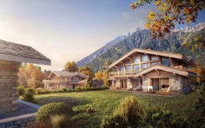 l'immobilier de Luxe au plus haut malgré le covid 19 en suisse
